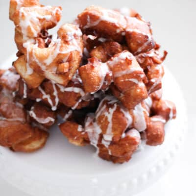Vegan Apple Fritters (Better Than Tim Hortons!)